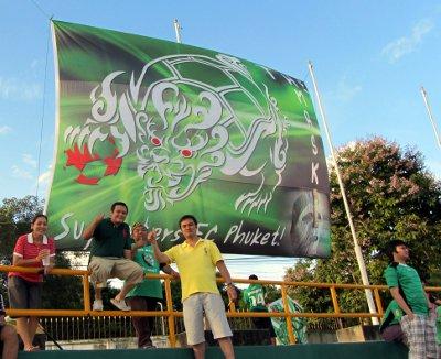 Road warriors: Phuket FC down Songkhla, 1-0 | The Thaiger
