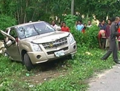 Krabi killers escape after 'M16 ambush' | The Thaiger