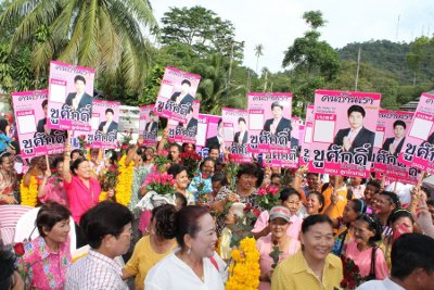 Flood of candidates register for OrBorJor election | The Thaiger