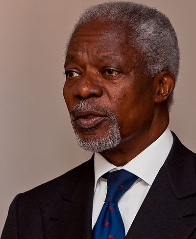 World News: Kofi Annan quits due to the Syrian Govt's intransigence | Thaiger