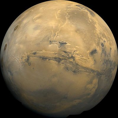 Mars News: Plate tectonics found on the red planet | Thaiger