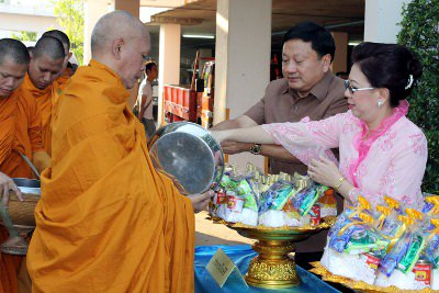 Phuket honors Queen's birthday | The Thaiger