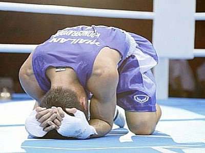 Olympics: Storm follows decision over Thai Boxer Kaew | The Thaiger