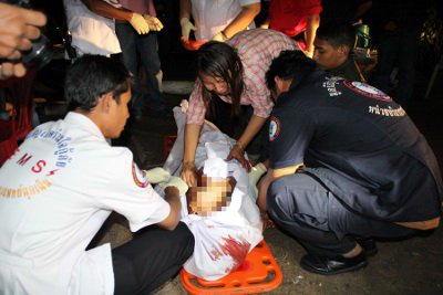 Phuket teenager confesses to slaying stepfather with axe | The Thaiger