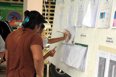 Vote recount costs Khon Baan Rao clear majority | The Thaiger