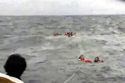 Sunken Phuket speedboat was legal: Marine Office | The Thaiger