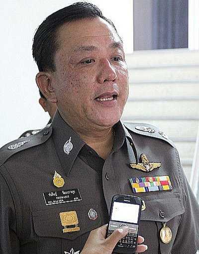 Phuket to get new police chief in latest reshuffle   The Thaiger