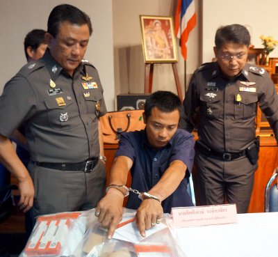 Forensic test results delay trial of Nong Som's killer   The Thaiger