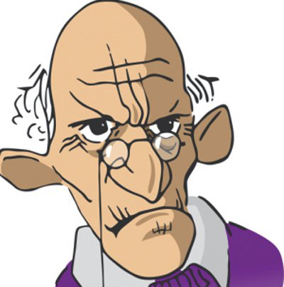 Land of smiles: Ye olde Curmudgeon's imaginary interview | The Thaiger