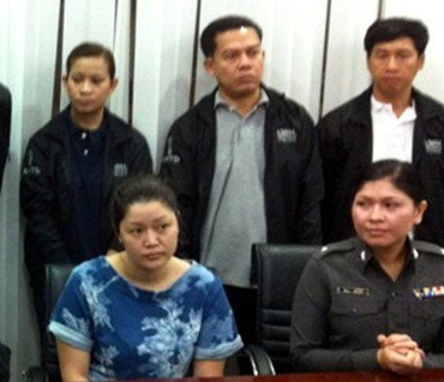 Thai woman arrested in Phuket on prostitution human trafficking charges | The Thaiger