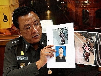 Manhunt for Phuket gold shop thieves begins | The Thaiger