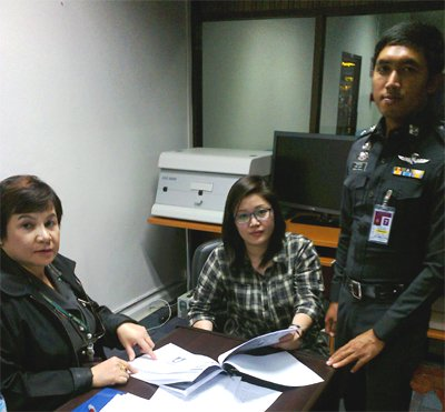 Phuket Airport officials unveil how they caught their woman | The Thaiger