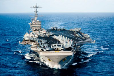 American aircraft carrier to arrive in Phuket | The Thaiger