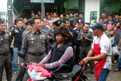 Phuket Burmese decry gold shop bandits | The Thaiger