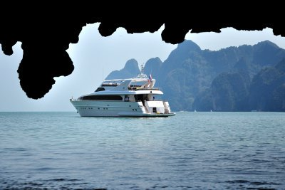 Radar, GPS tracking to net foreign charter yacht tax dodgers | The Thaiger
