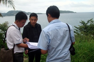 "Phuket landowner denies ""ghosting' land titles 
