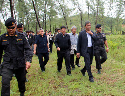 Parliament joins Phuket national park fray | The Thaiger