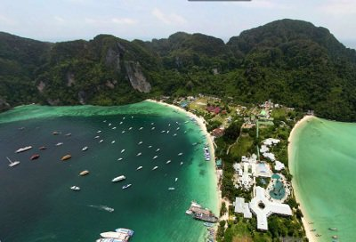 Korean tourist to Phuket found dead snorkeling off Phi Phi Island | The Thaiger