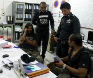 Phuket police seize heroin at Phuket checkpoint | Thaiger