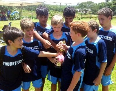 PSS show improvement at YFH Soccer Tournament | Thaiger