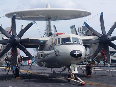 USS John C Stennis and USS Mobile Bay docked in Phuket until Thursday | Thaiger