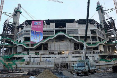 Unfinished Bangkok arena forces FIFA to move Futsal World Cup | Thaiger