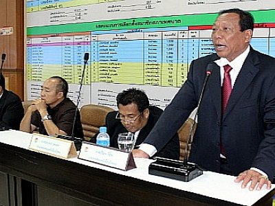 """Mayor Pian unveils """"14 strategies' to develop Patong 