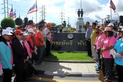 Phuket scrubs up ahead of Vegetarian Festival | Thaiger