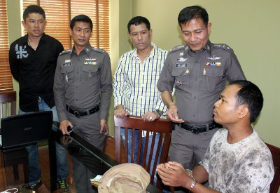 Hunt continues for missing Phuket gold thief | Thaiger