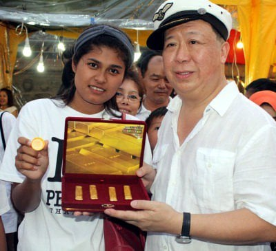 Phuket student scores B1mn in lucky draw | Thaiger