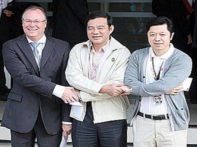Thailand News: TDRI hammers 3G auction | The Thaiger