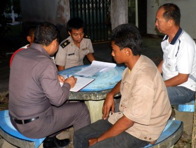 Phuket death in custody accepted as suicide | Thaiger
