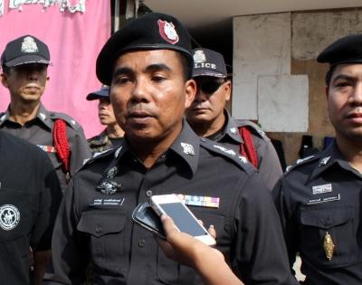 Patong gambling den raid fails to come up trumps | Thaiger