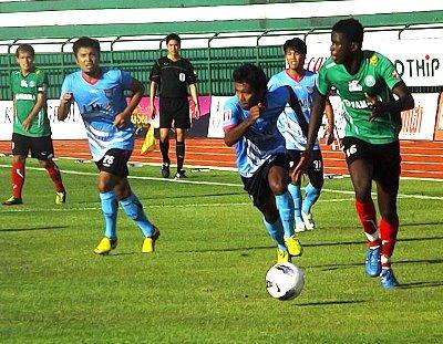 Phuket FC prevails: 4-0 win over JW Rangsit ensures division survival   Thaiger