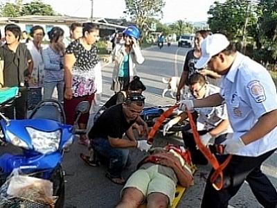 Phuket's 100% helmet campaign rides on | The Thaiger