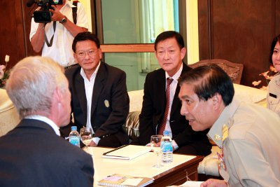 Cheats, thugs will not be tolerated, Governor assures Phuket honorary consuls | The Thaiger