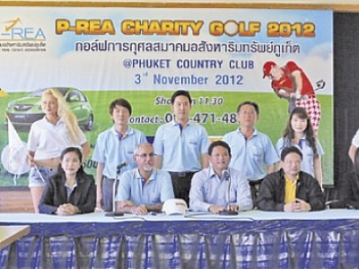 Phuket Lifestyle: Charity golf drive to empower rural school | The Thaiger
