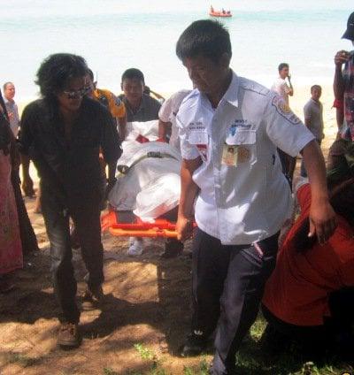 Toddler, grandfather drown at Phuket beach   Thaiger