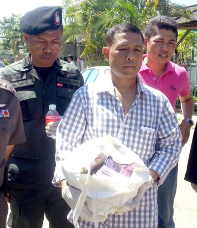 Police recover B2.5mn from Phuket bank heist | Thaiger