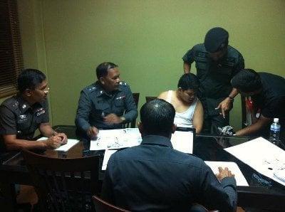 Phuket B2.7mn KBank robber arrested, confesses | Thaiger