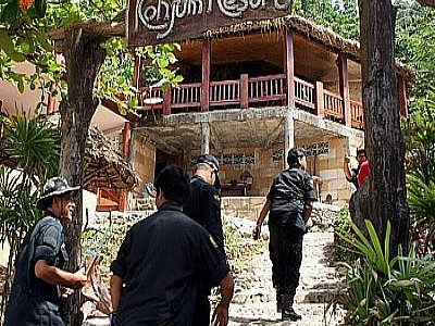 Phuket land raids spread, two resorts seized in Krabi land probe | The Thaiger