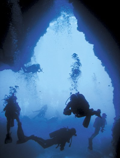 Phuket Diving: Rise into Cathedral's darkness | The Thaiger