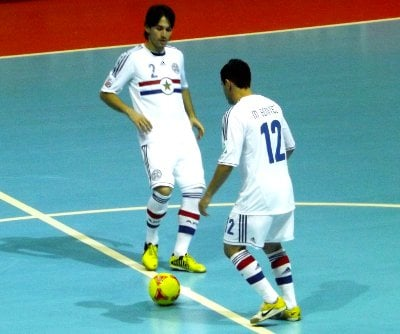 FIFA Futsal World Cup: Do or die for Thailand and Paraguay | The Thaiger