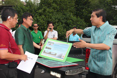 Governor urges prompt completion of Phuket mangrove flyover | The Thaiger