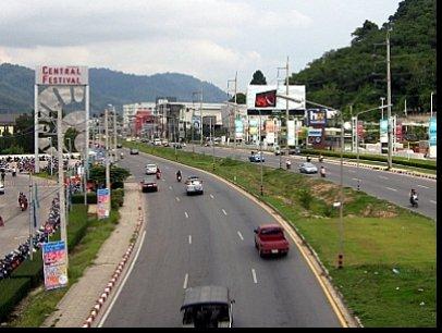 Work on Phuket's B600mn underpass to start November 21 | Thaiger