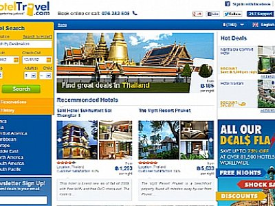 Phuket-based hotel booking site sells for US$25mn | Thaiger