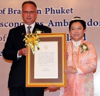 Brazil Ambassador announces Honorary Consul for Phuket   Thaiger