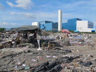 Phuket incinerator struggling to cope with landfill, rising tide of trash | Thaiger