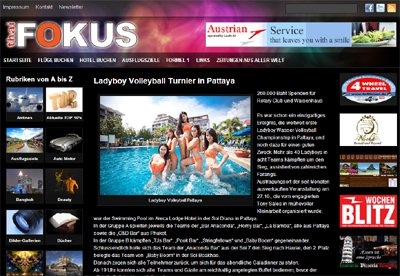 Thailand News: Austrian publisher arrested in Pattaya | The Thaiger