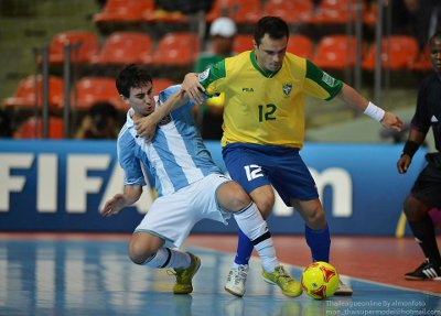 FIFA Futsal World Cup: Brazil, Colombia, Italy and Spain prevail in quarterfinals | Thaiger